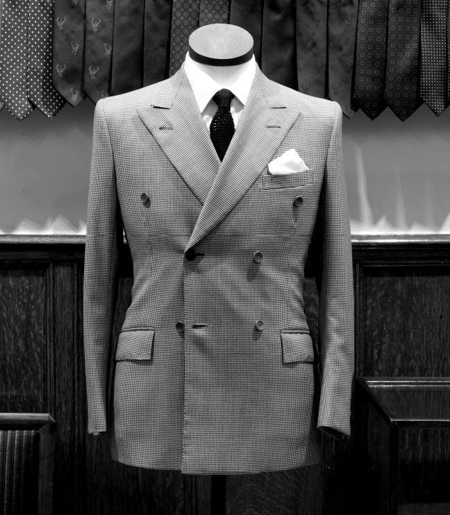 Savile Row Tailors | Mens Suit Tailors & Tailoring in London