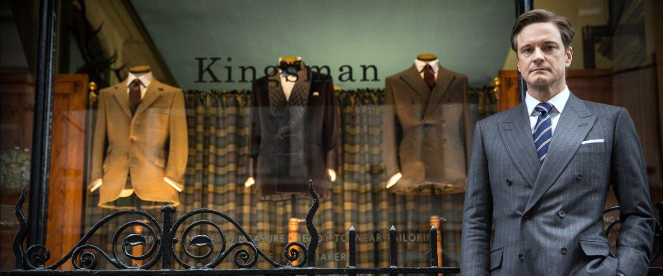 pretty cool moderate price really comfortable Kingsman Tailor | Kingsman Premises London - Huntsman Savile Row