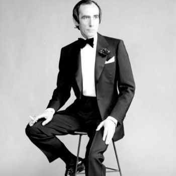 1971- Colin Hammick regularly wins the Best Dressed Man of the Year Award, by Tailor and Cutter magazine