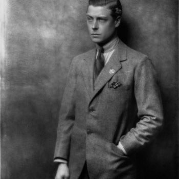 1917 - King Edward VIII becomes a Huntsman Customer