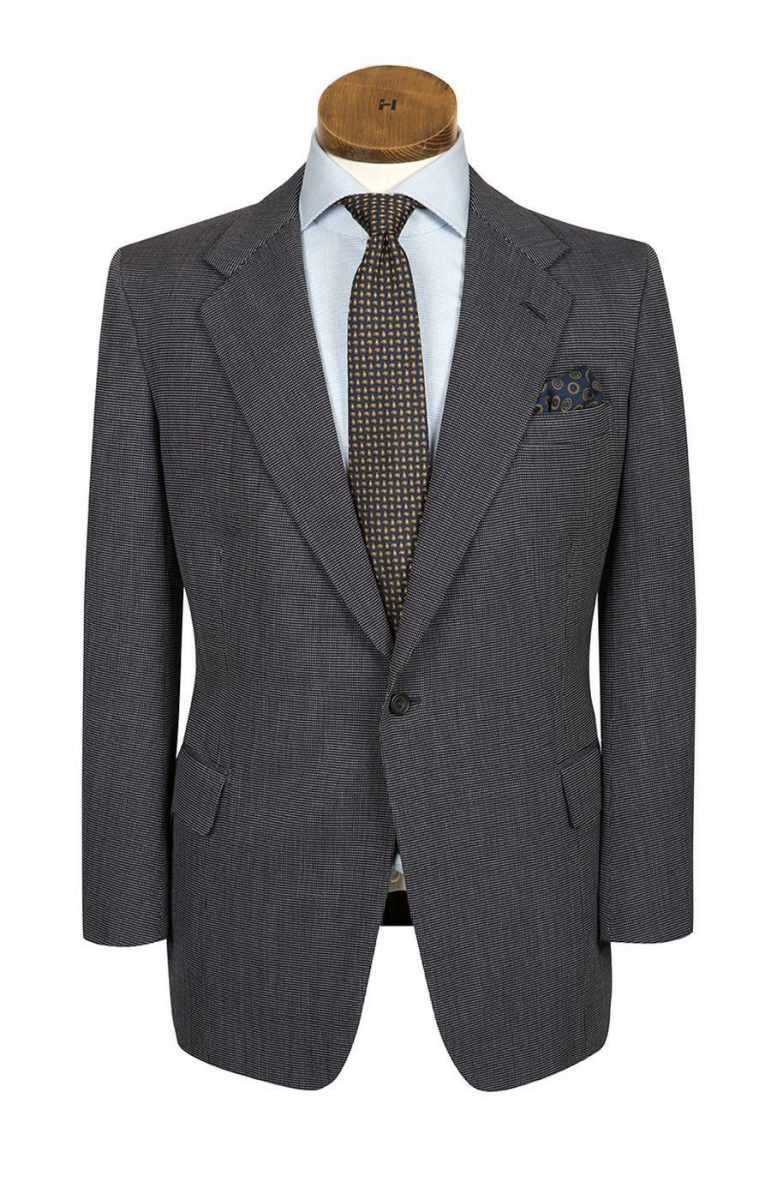 4dbbffaeb7 ... double-breasted and two-button suits too and can advise on whether a  cut will flatter your figure or the suit s purpose.