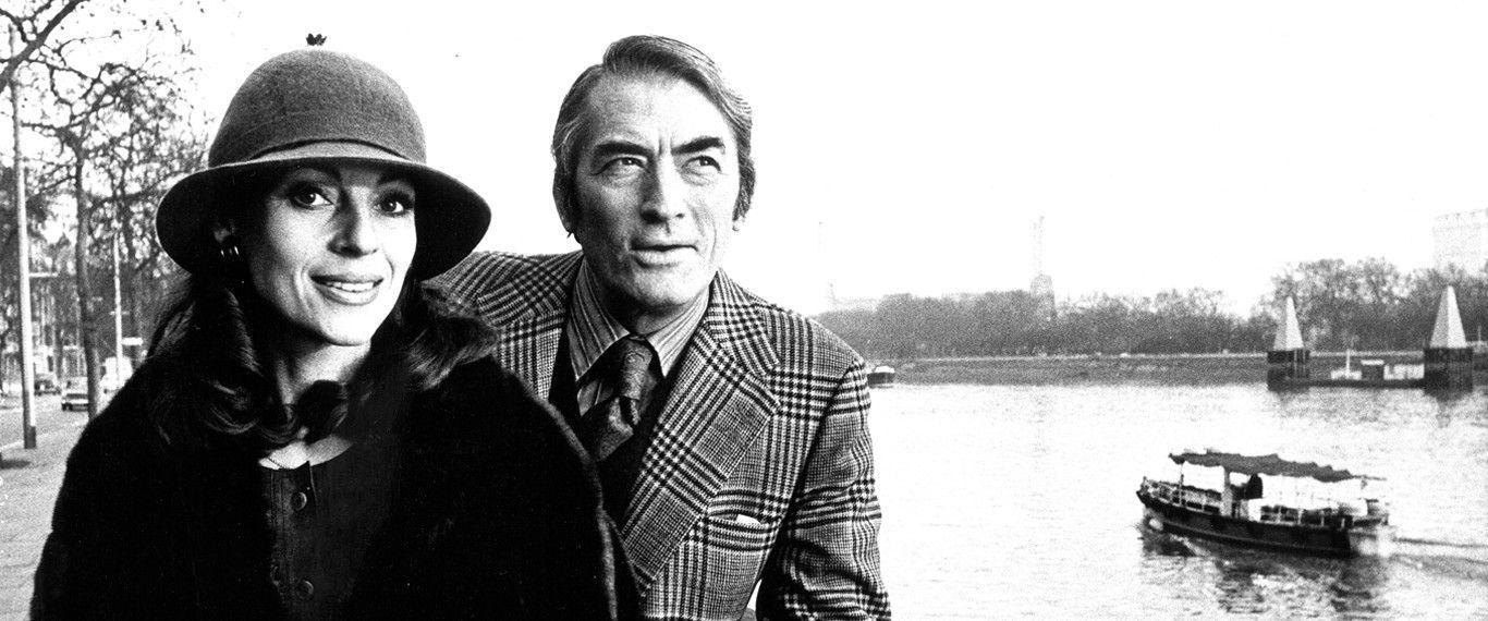 World Of Huntsman - Gregory Peck Header Image