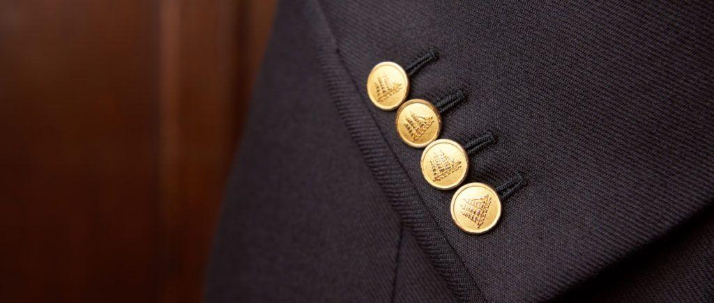38 Reg Inventive Magee Of Donegal Stripe Boating Blazer Fine Tweed Travel Suit Jacket 40 Coats & Jackets