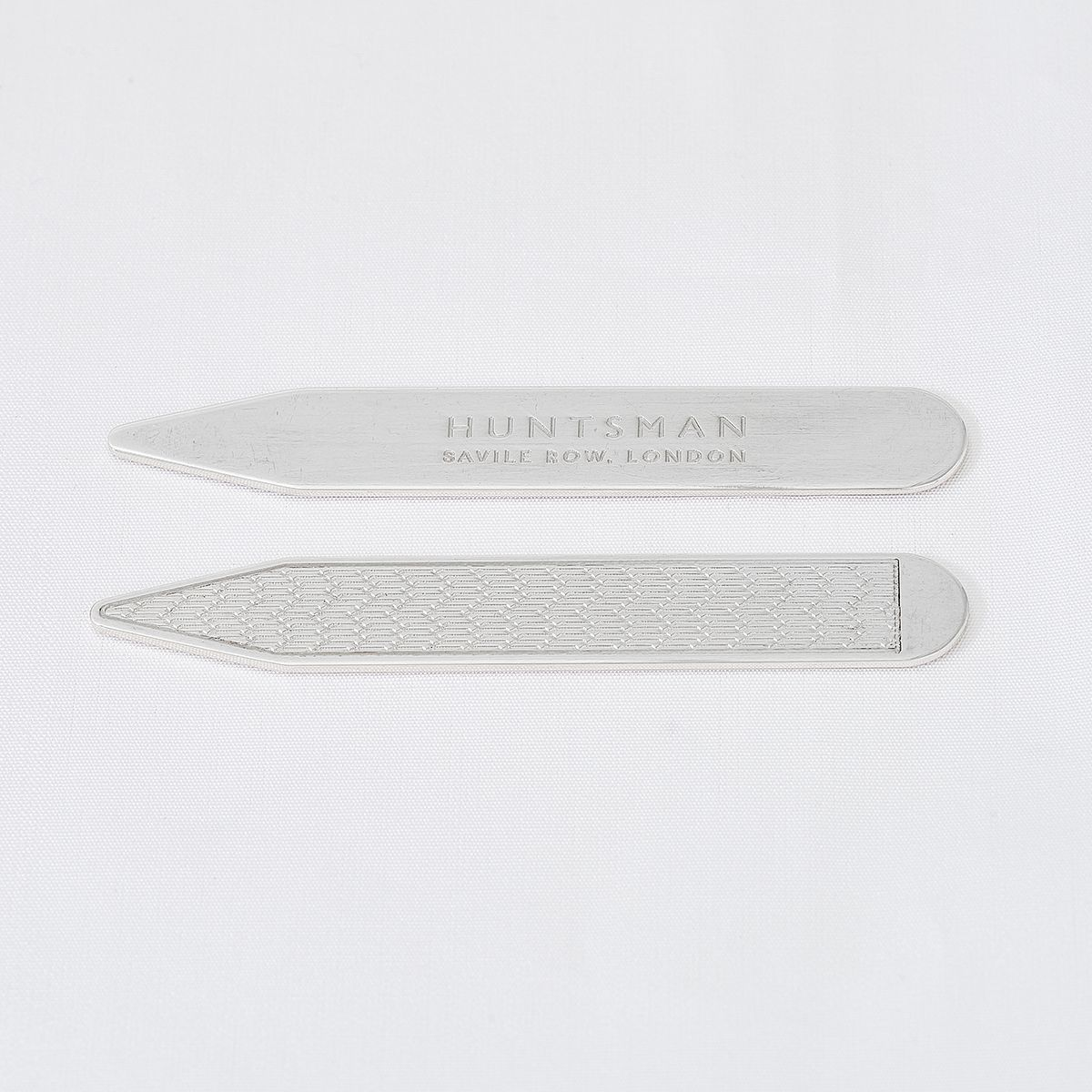 Sterling Silver Collar Stiffeners - Accessories