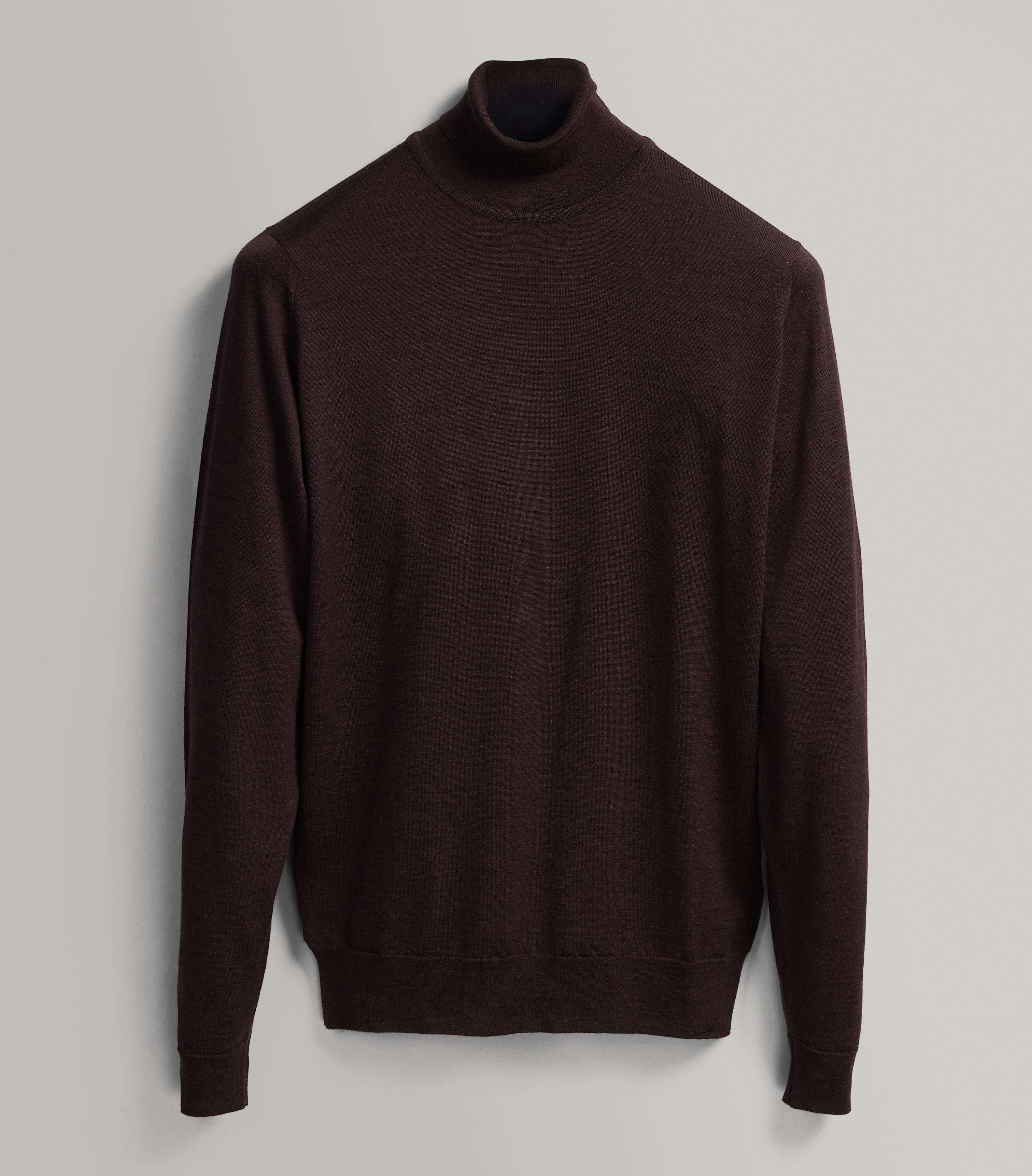 Huntsman Rollneck Pullover- Knitwear, Jumper