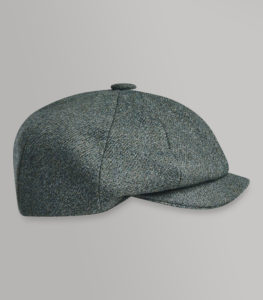 Huntsman House Check Classic Gatsby Cap